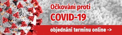 Rezervace k očkování proti COVID-19
